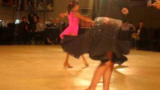 Chicago Crystal Ballroom Dance Competition - Kareen - Rumba