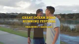 Great Ocean Road Running Festival (GORRF) 2018 | Bens Final Training with Edan Syah