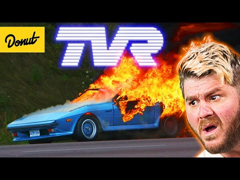 TVR – The Story of The Most Cursed Car Company | Up To Speed