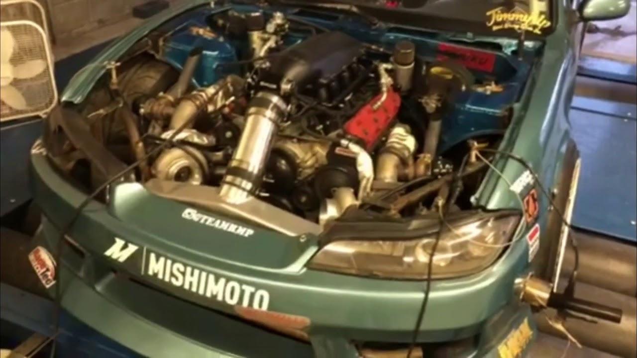 s14 240sx lsx twin turbo dyno 240SX Power Steering