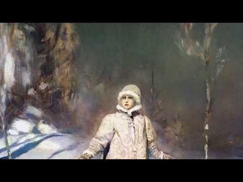 Снегурочка, Васнецов - обзор картины