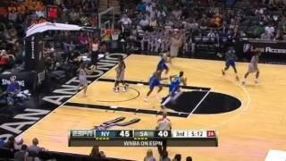 WNBA 2012 Highlights: San Antonio Silver Stars 77-66 New York Liberty [18.09.2012]