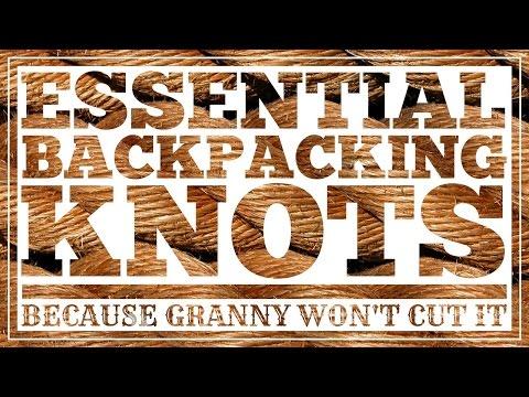 5 Essential Backpacking Knots - Cleverhiker.com