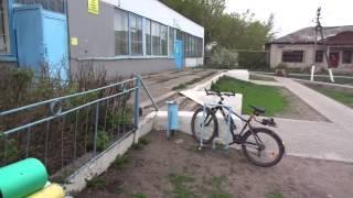 Сквер в селе Марки(, 2015-05-08T10:23:40.000Z)
