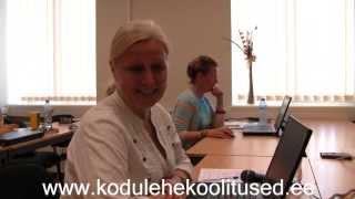 Merle arvamus Alustava ettevõtja koolitusest veebiturundajale(, 2013-08-15T15:02:34.000Z)