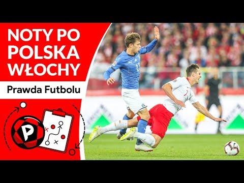 Od organizacji gry to totalnego chaosu... Noty po Polska - Włochy!