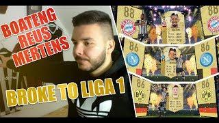 CanBroke | Reus, Boateng & Mertens gezogen FIFA18 | Broke2L1 #2