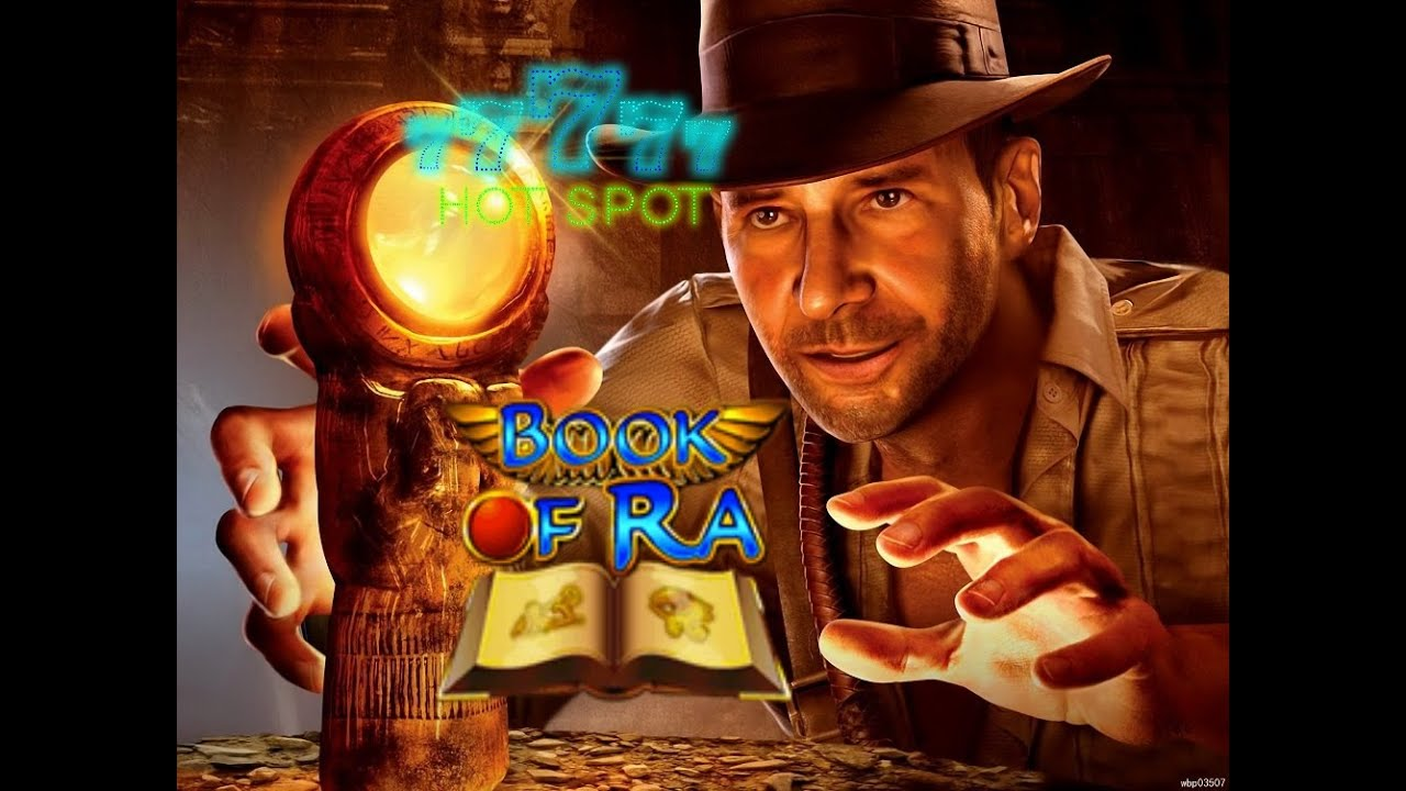 Book Of Ra Gry