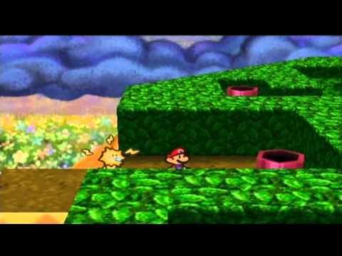 Paper Mario Walkthrough Part 40 Flower Fields Part 3 YouTube