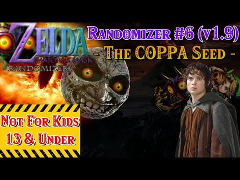 Zelda Majora's Mask Randomizer #6 - Upon The Brink Of Destruction | Version 1.9.3
