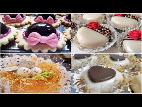 Gâteaux algériens 2018 modernes et traditionnels