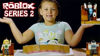 Roblox Figures Série 2 Unboxing Blind Box Mystery Toys Surprise