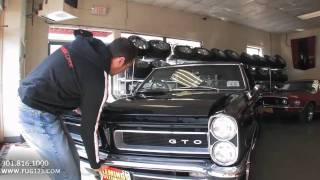 1965 Pontiac GTO for sale with test drive, driving sounds, and walk through video