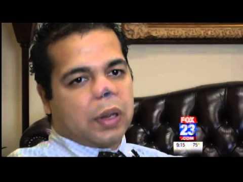 Plastic Surgery Fail Man Without A Nose Files Lawsuit