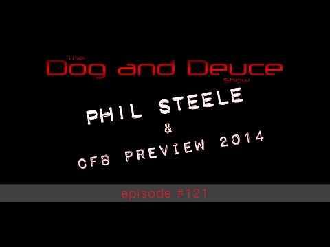 Phil Steele interview & College Football Preview 2014