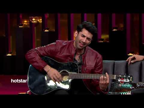 Sidharth Malhotra & Aditya Roy Kapur on Koffee with Karan Season 6 | Hotstar