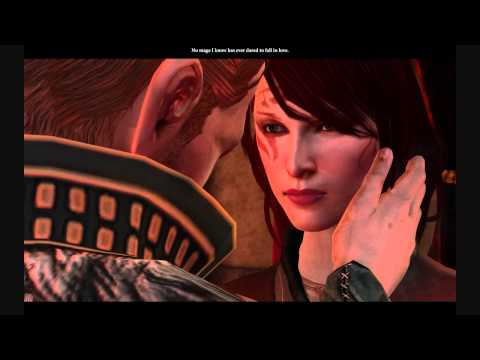 Dragon Age 2 - Romance Scene with Anders (female Hawke)