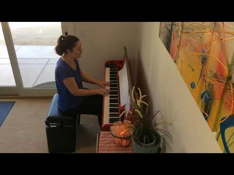 The Chipmunk Song (Christmas Don't Be Late) - Intermediate Jazz Piano