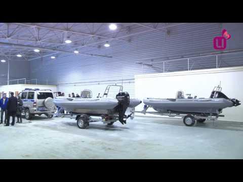 Моторные лодки в помощь