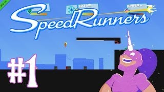 SpeedRunners | Part 1 | This Game Is AWESOME!!
