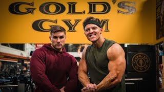 Training Arms with Ryan Terry | His GF Got Hit On!?