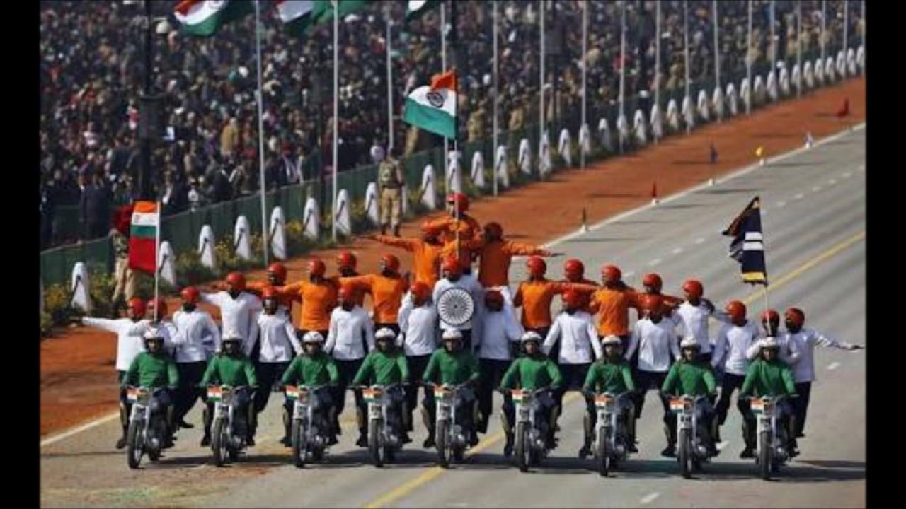26 January Report Writing ~ Republic Day Report Writing In Hindi~English~Marathi