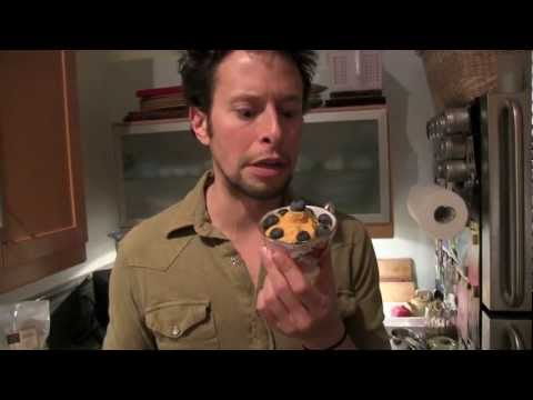 Persimmon Gelato Ice Cream: Vegan Raw Food Recipe