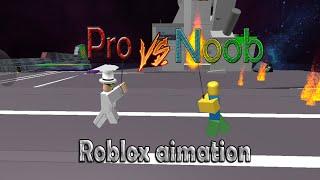 Pro Vs Noob Roblox Animation [HD]