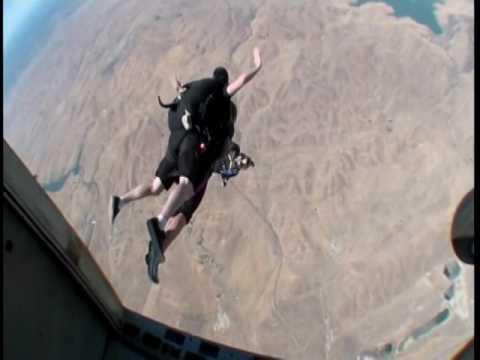 Skydive #2, Byron, CA
