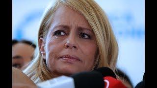 Cecilia Bolocco habla por primera vez de la operación de su hijo Máximo Menem