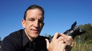 Nikon D500 - Field Test and Review
