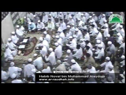 Sholawat syahdu-Sholatullah Ala Thohal Yamani Majelis Ar Raudhah Solo