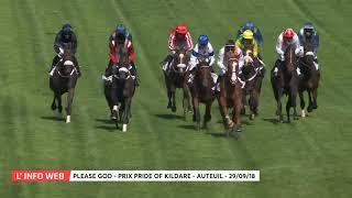 Vidéo de la course PMU PRIX PRIDE OF KILDARE