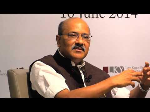Shekhar Gupta on Anticipating India: The Best of National Interest