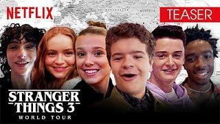 Stranger Things 3 World Tour | Teaser