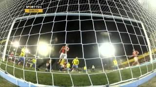 Amazing Goal From Nicolas Gaitan! Benfica - Estoril!