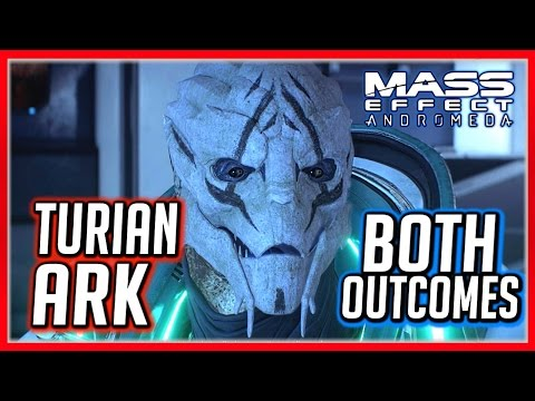 Mass Effect Andromeda: Find the Turian Ark & Turian Pathfinder