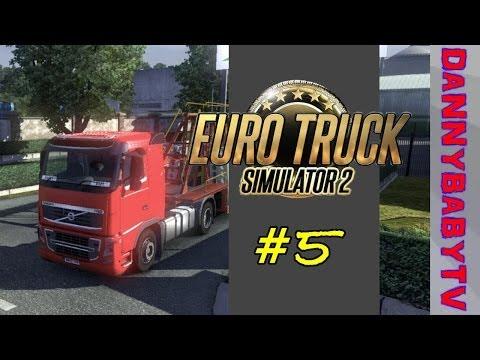 Euro Truck Simulator | London to Calais (#5)
