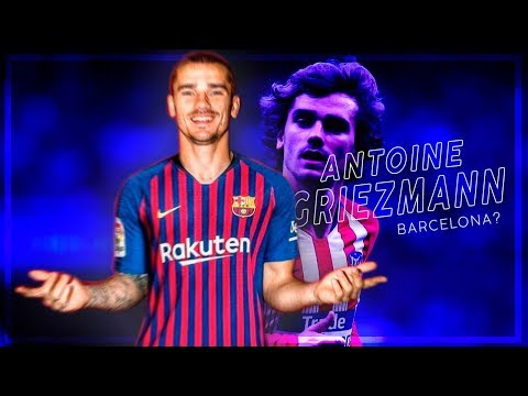 Antoine Griezmann – Welcome to Barcelona – Goodbye Atletico Madrid ||HD||