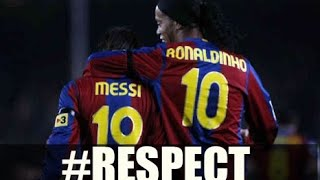 Lionel Messi Respect Moments 2015/2016 ● Football Respect ● Beautiful Moments