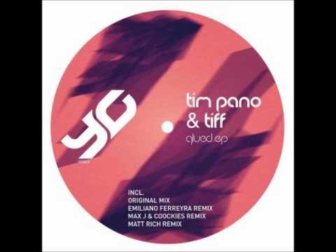 Download Tiff, Tim Pano - Glued (Emiliano Ferreyra Remix)