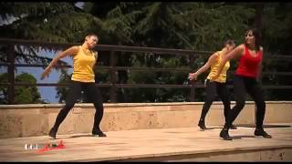 Танцевальная аэробика  Латина  Урок 5