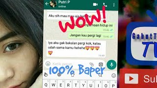 Download Lagu PRANK TEXT - PAKAI LAGU DASH UCIHA (Merindukanmu) #100% BAPER mp3