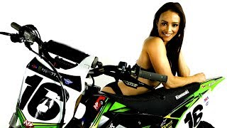 Miss Supercross & Professional athlete ❤ Juliana Daniell - Workout