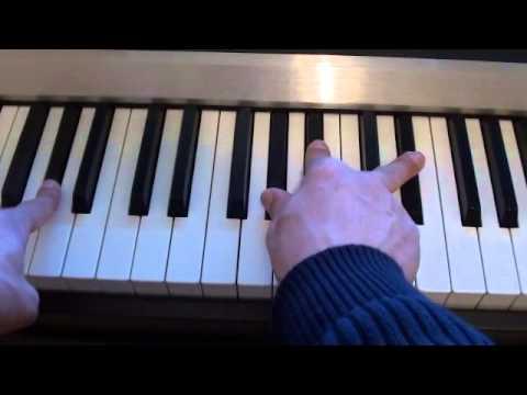 EXO 12월의 기적 (Miracles in December) -Piano Tutorial + Lyrics