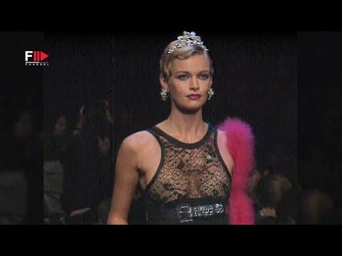 SONIA RYKIEL Spring Summer 1995 Paris - Fashion Channel