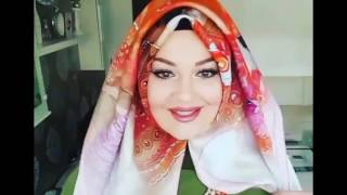 Turkish Hijab Style Tutorial 2017 - Part 8