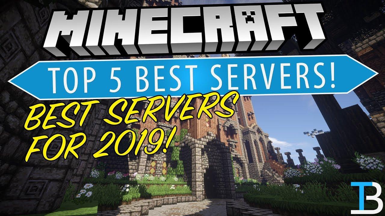Top 5 Best Minecraft Servers!