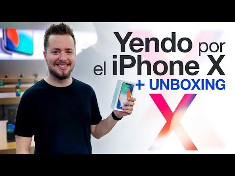 iPhone X, ¡ya lo tenemos con nosotros!