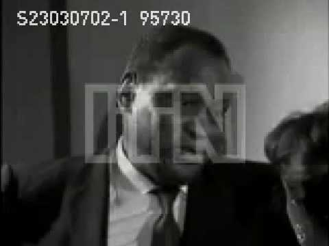 Paul Robeson 1958